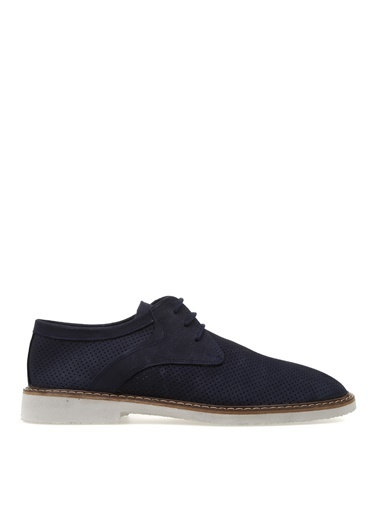 Fabrika Klasik Ayakkabı Lacivert